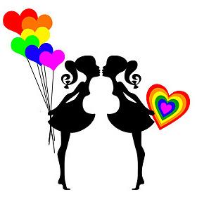 Lesbian Valentine's Day